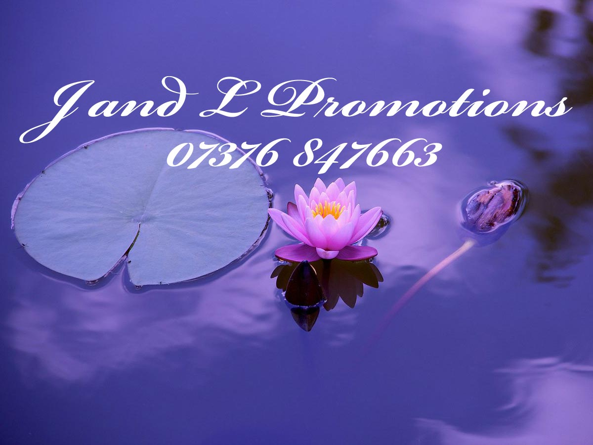J and L Promotions Call 07376 847663